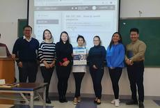 "NMIT team organized a discussion meeting about ""AR2 Online course – How to avoid plagiarism"""